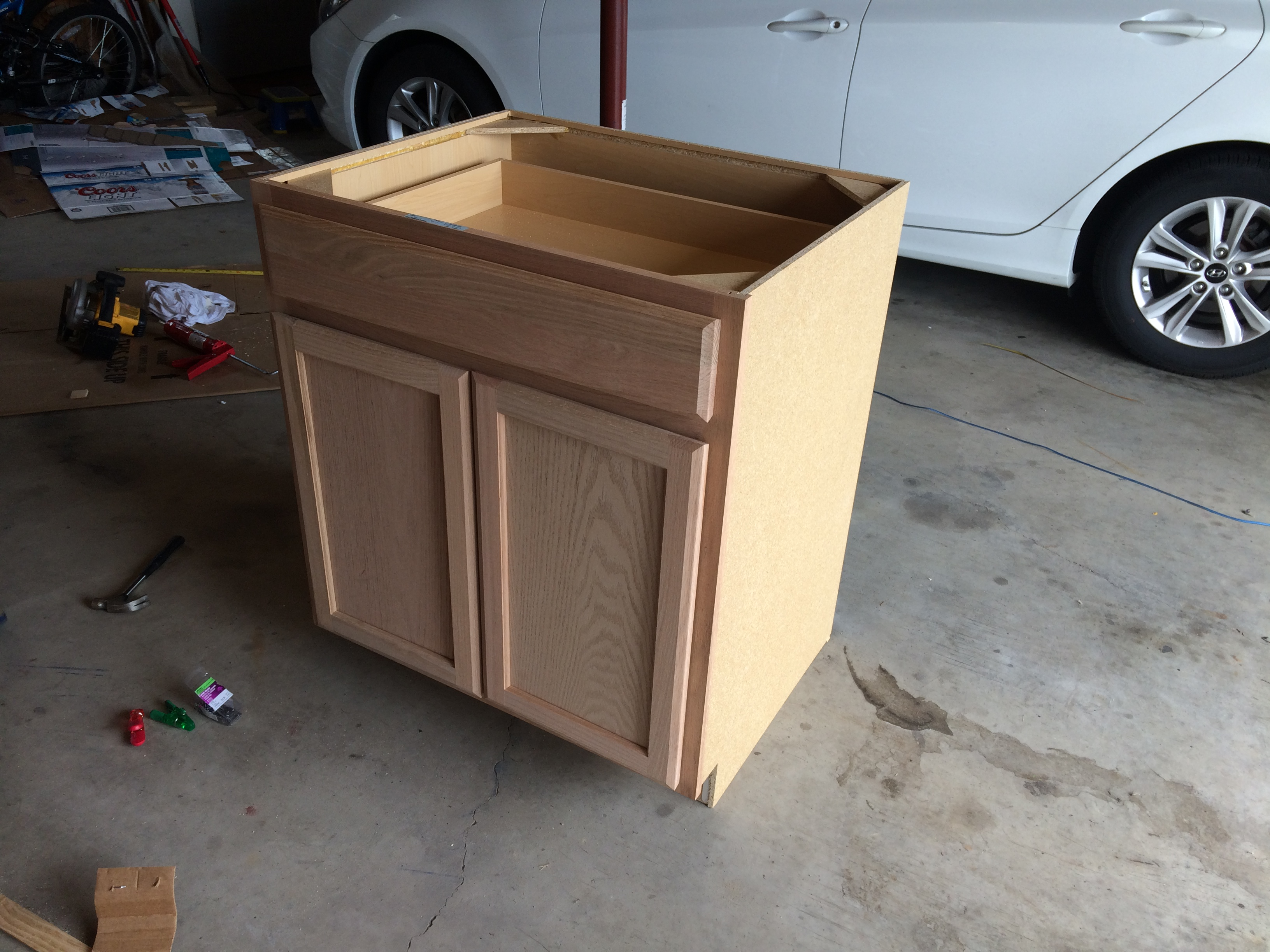 diy kitchen island 2231