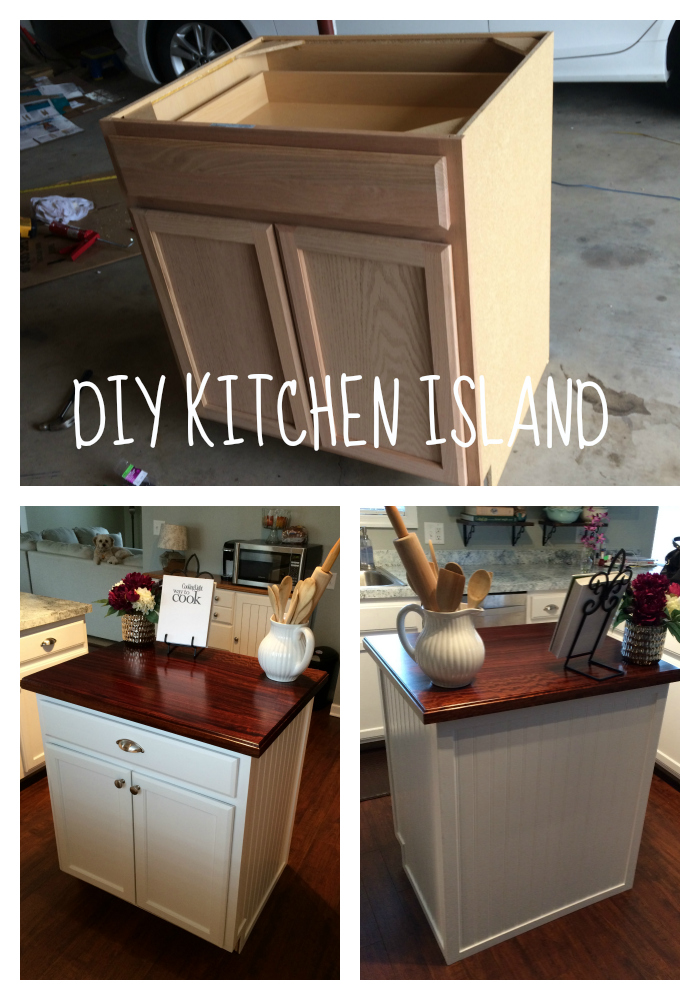 Kitchen Island Make It Yourself Save Big: Life In Pearls And Sports Bras