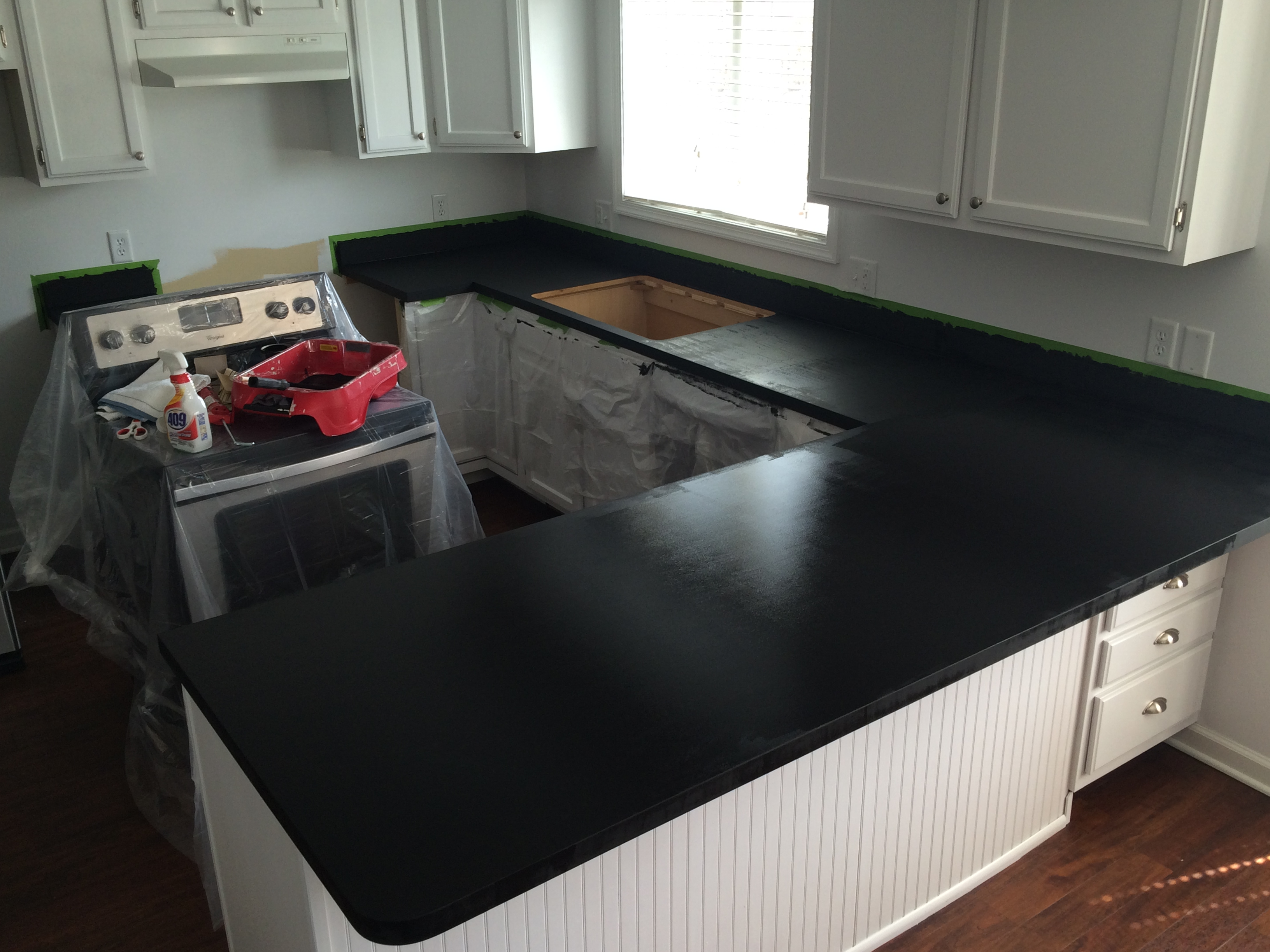100 how to paint countertops to look like granite match you