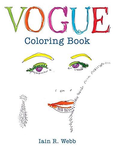 VOGUE Coloring Book