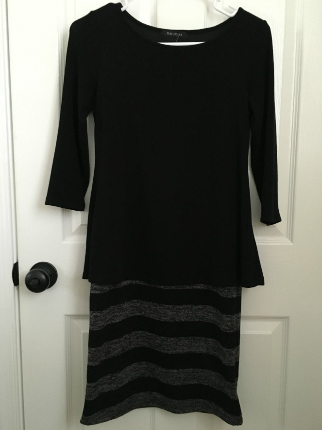 Stitch Fix: Hailey 23 Joel Short Sleeve Popover Dress |www.pearlsansportsbras.com|