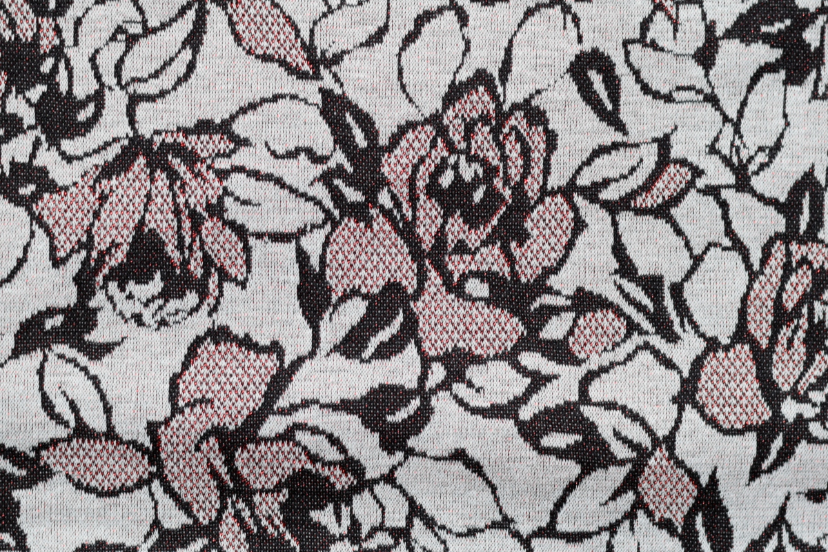 December 2015 Stitch Fix Review: Papermoon Cheryl Printed Pencil Skirt |www.pearlsandsportsbras.com|