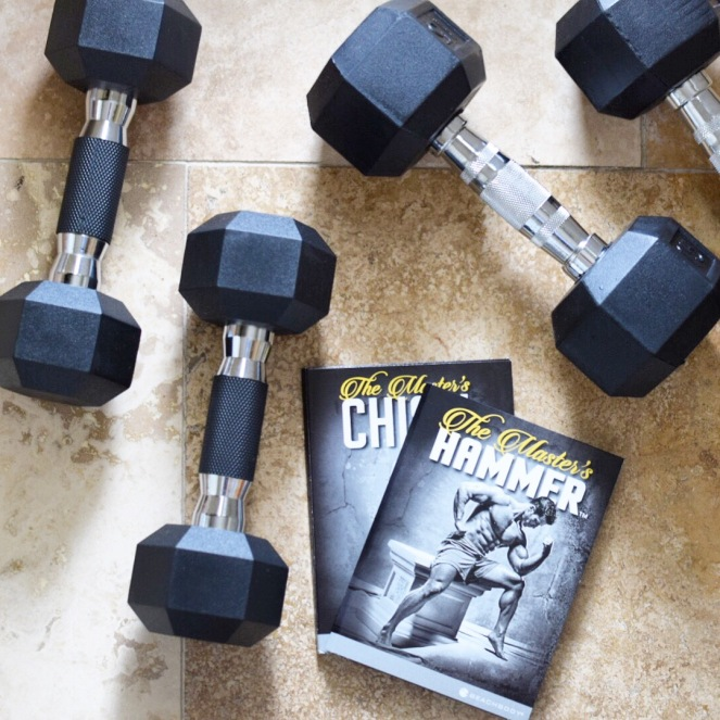 The Master's Hammer and Chisel: A Review |www.pearlsandsportsbras.com|