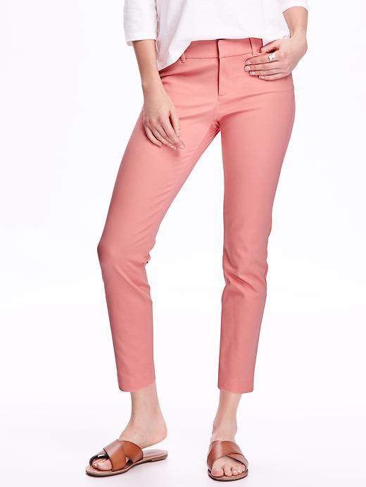 peach pixie pants