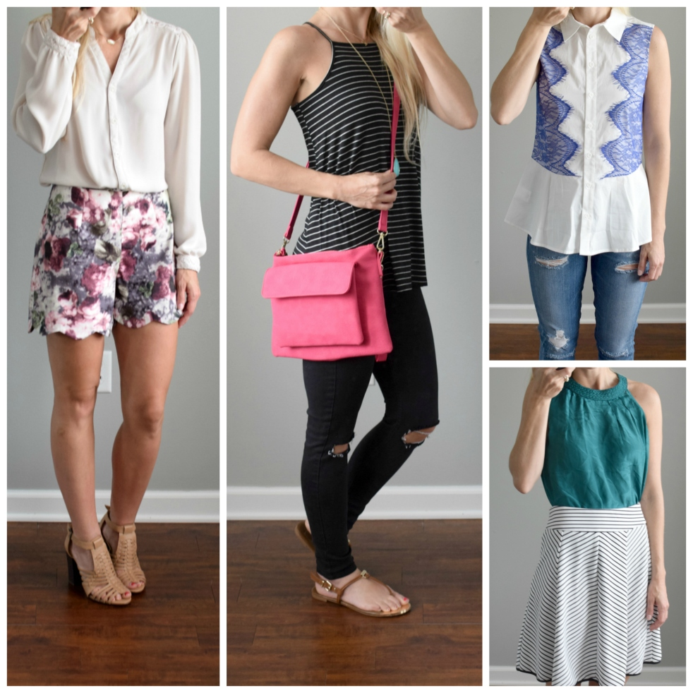 June 2016 Stitch Fix Review and $700 Gift Card Giveaway! |www.pearlsandsportsbras.com|