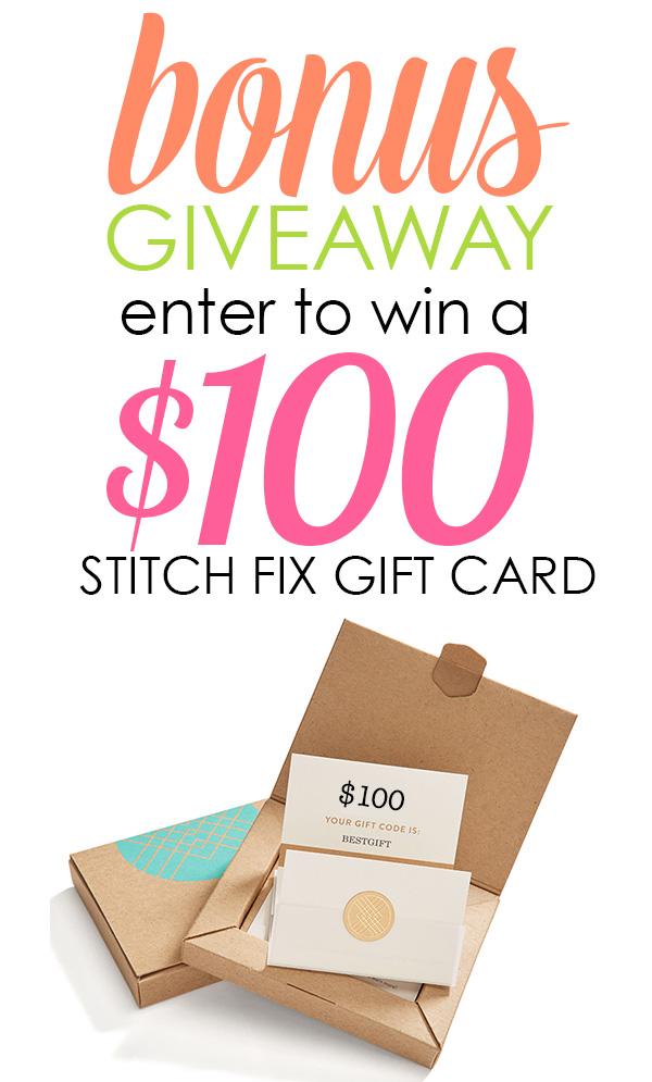 bonus Stitch Fix 100-1