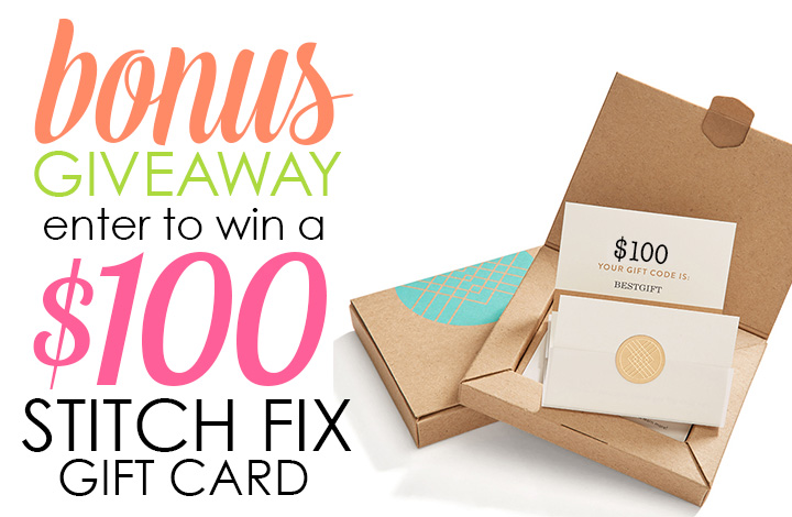 Stitch Fix 100 bonus giveaway-1