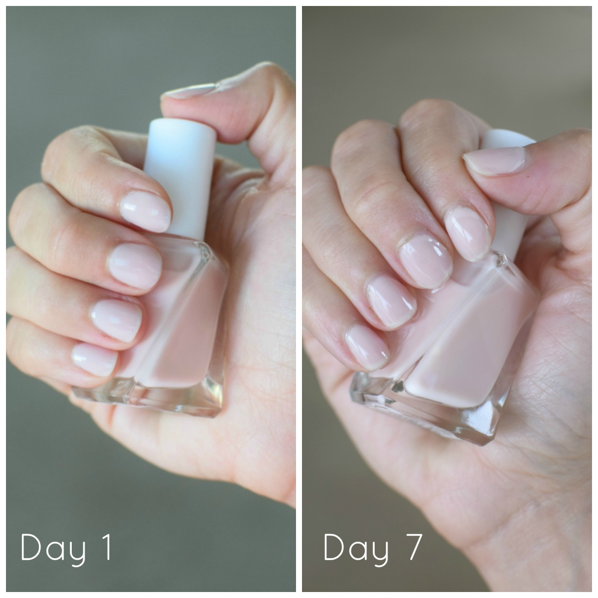 Favorites Friday: Essie Gel Couture - Pearls and Sports Bras