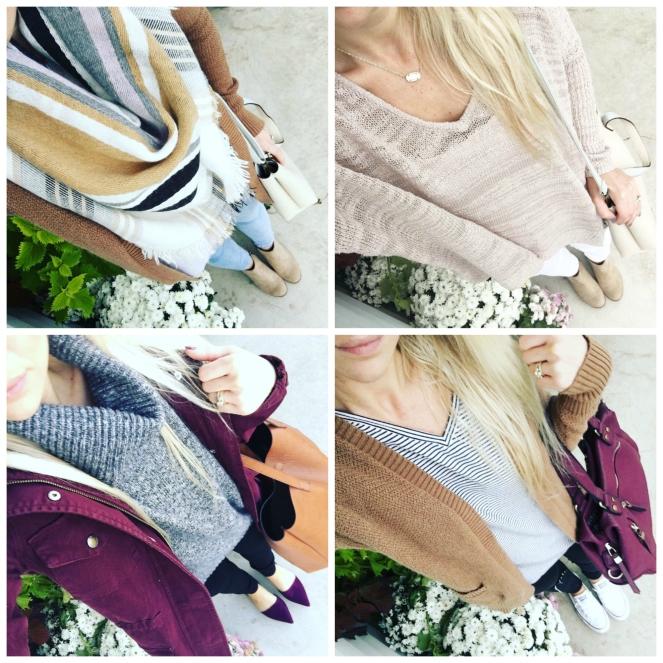 What I'm Wearing Wednesday |www.pearlsandsportsbras.com|