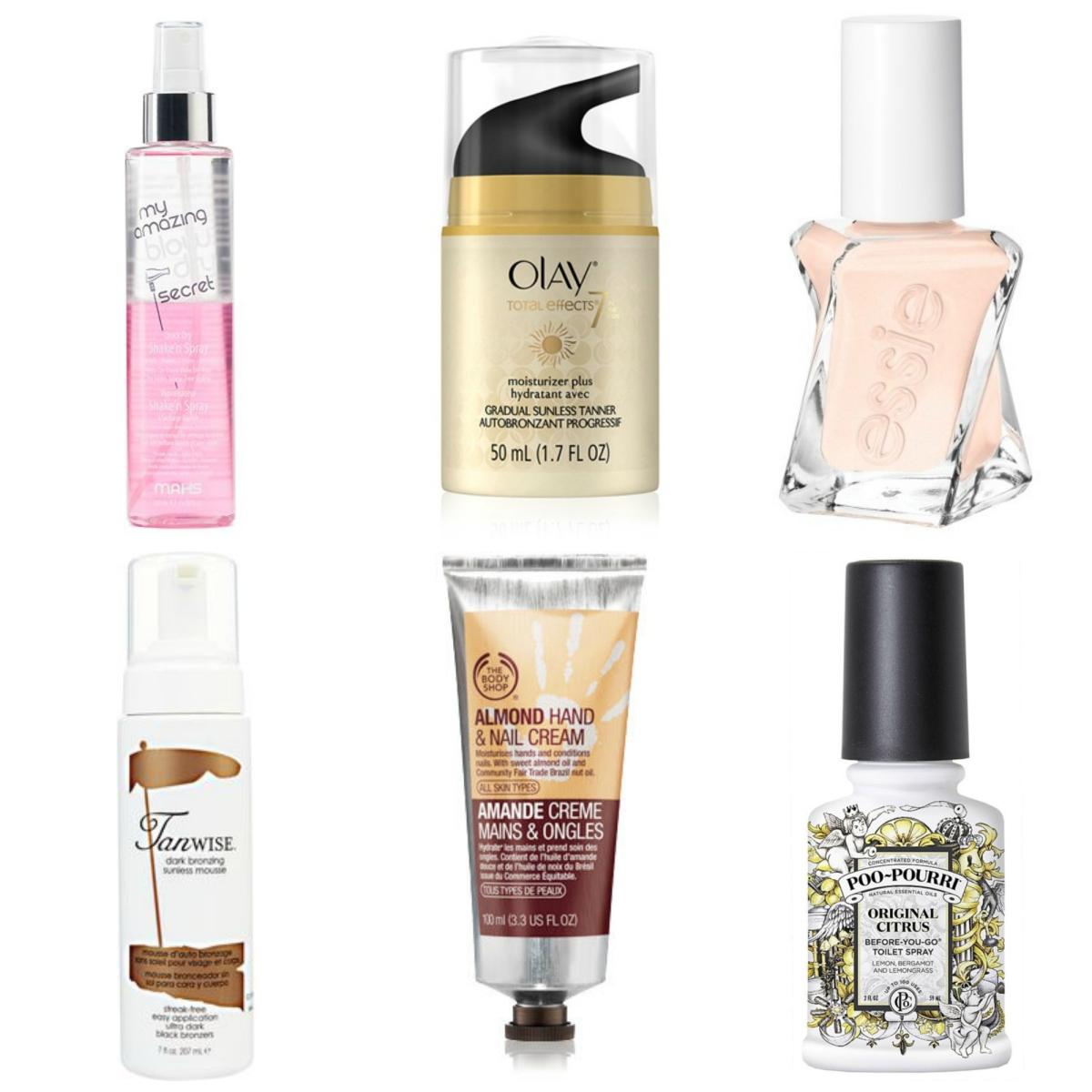 Favorite Beauty Products 2016 |www.pearlsandsportsbras.com|