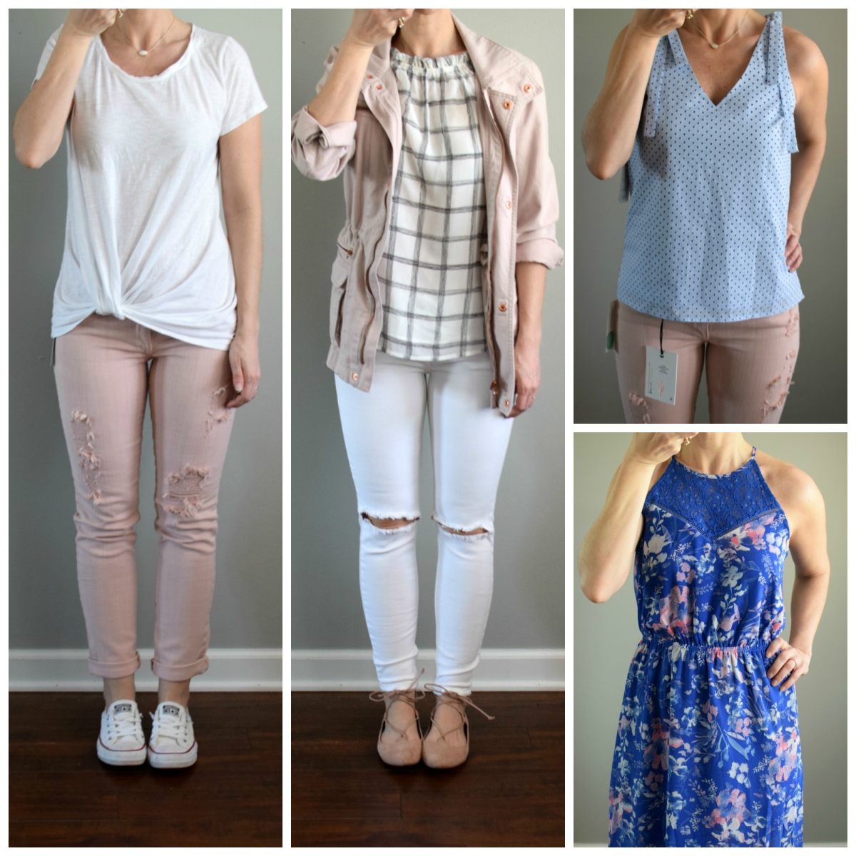 Stitch Fix Review #28: April 2017 – Life in Pearls and ...