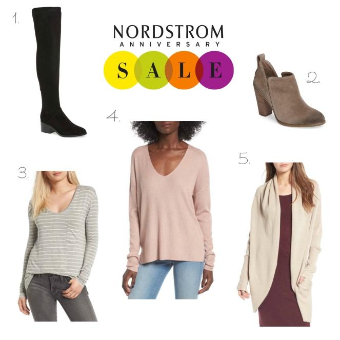 Nordstrom Anniversary Sale 2017 Picks! |www.pearlsandsportsbras.com|
